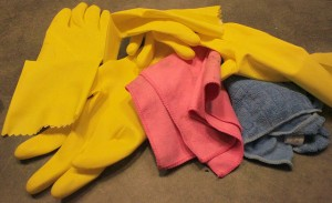 Gloves for Office and Residential Cleaning in LA California
