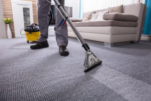carpet cleaning service for apartments